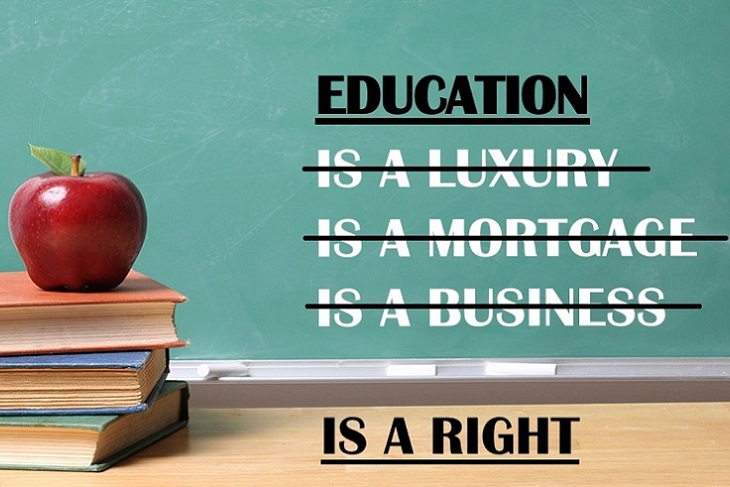 about education system in india