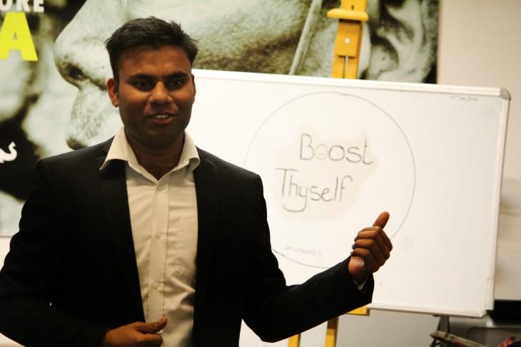 Exclusive Interview- Akhilesh Maurya, founder of  Boost Thyself